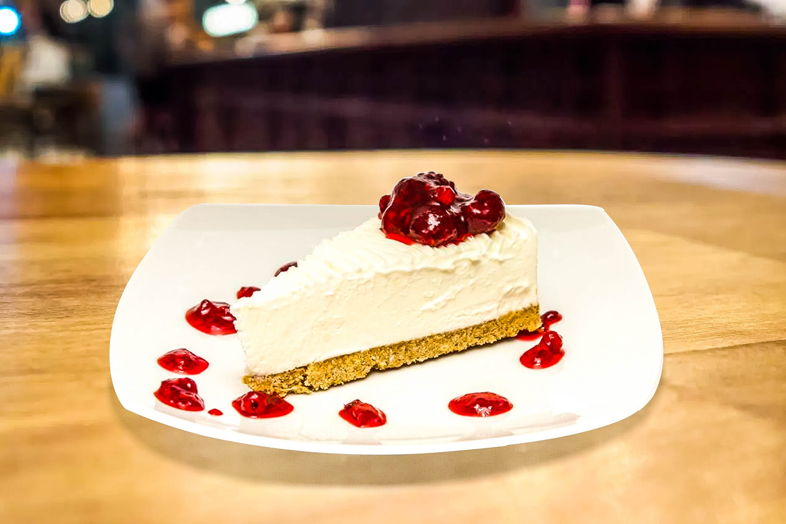 Vespa Bar Cheesecake