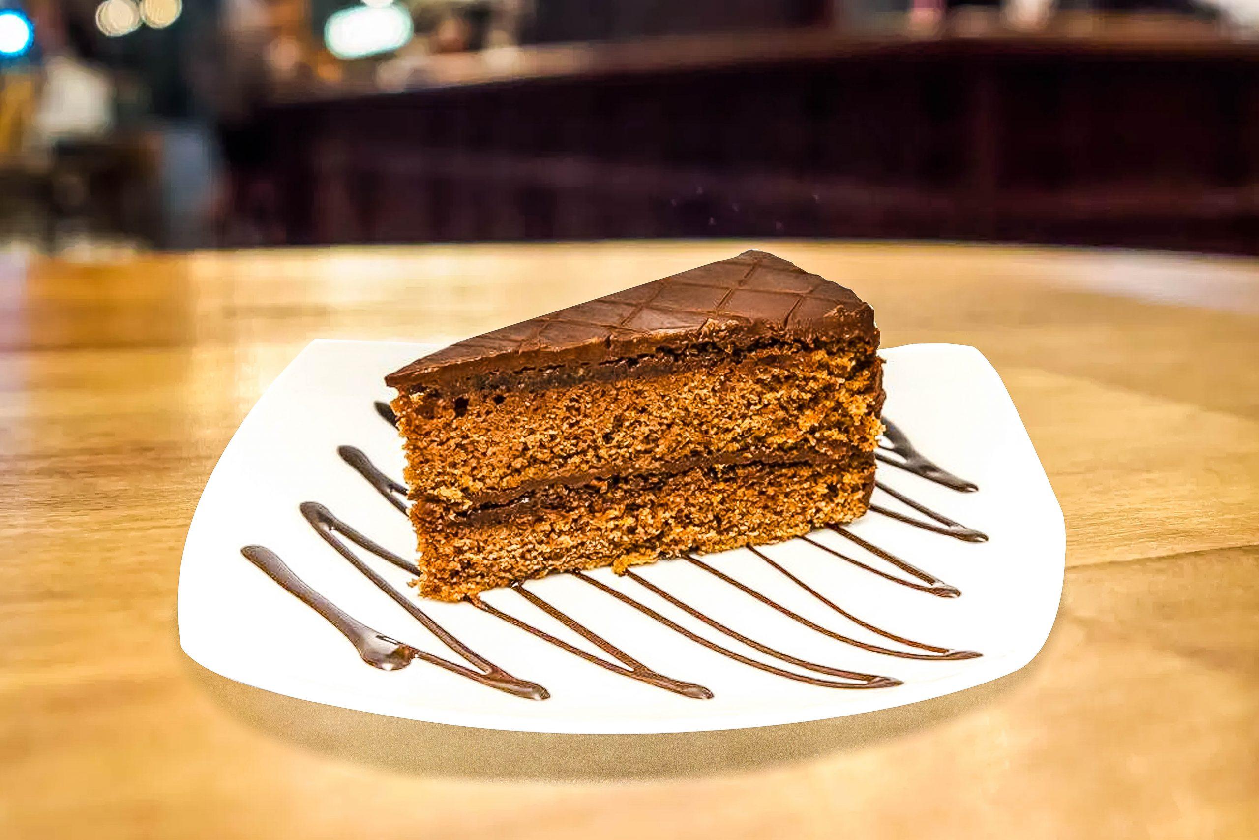 Italijanski čokoladni kolač