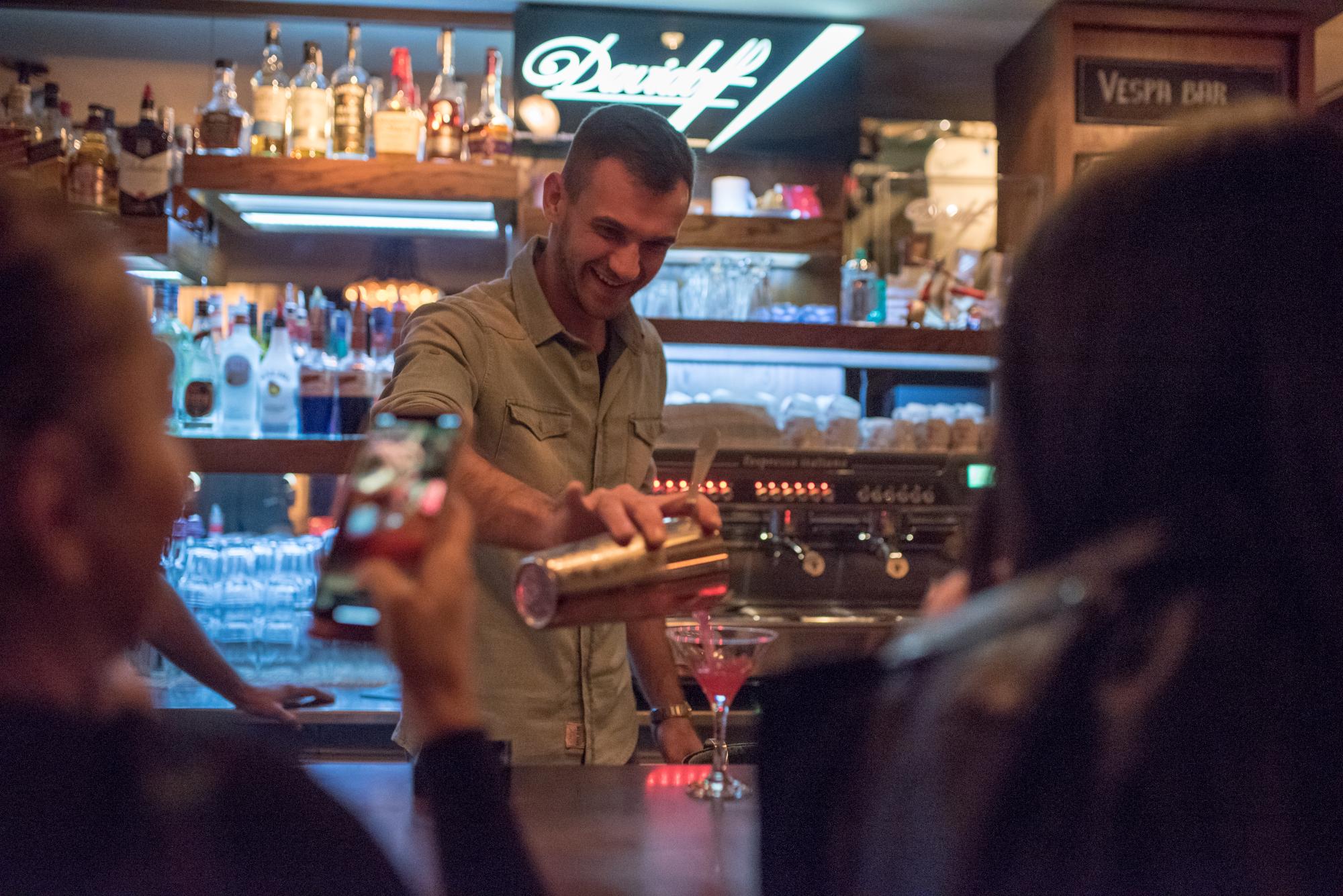Posao Vespa Bar